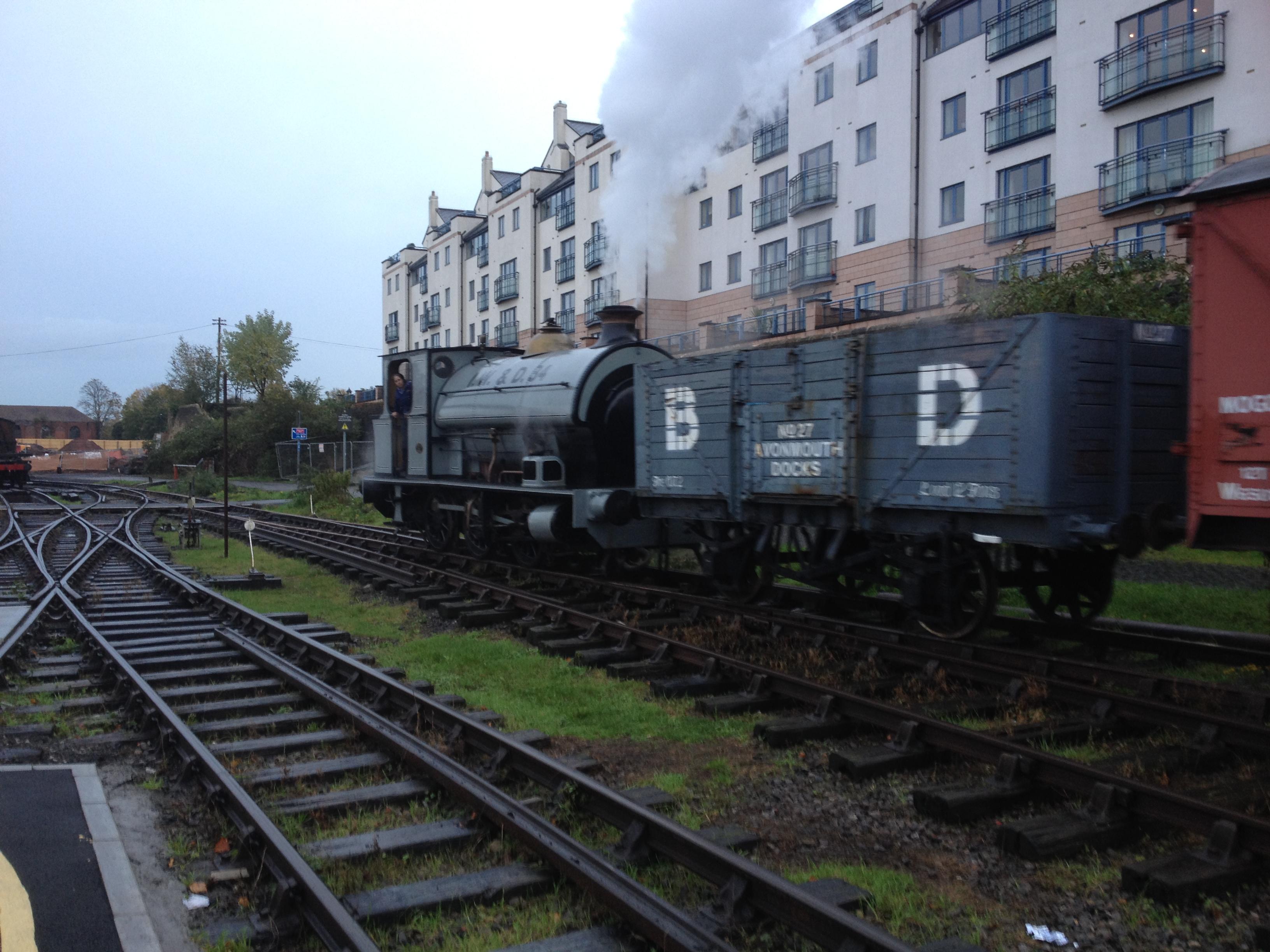 Steam Crane Bristol Harbour Railway Blog