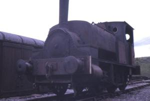 This photo is copyright Malcolm Williams and was found on steamlocomotive.info It shows NCB Mountain Ash No.3 in detail before departing for Preservation.