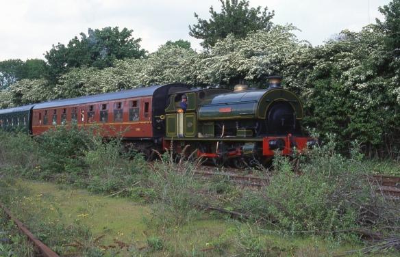 Henbury in ex-works condition, 1996