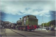 On the quayside (Juliet Eden)