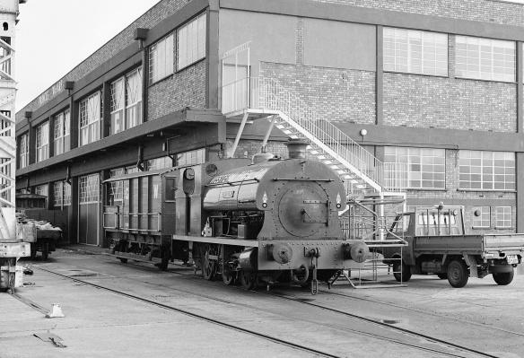 At the old passenger halt, 27/09/1981
