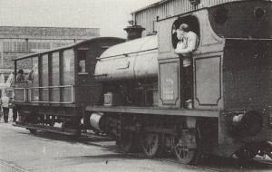Henbury with Toad brake van