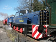 PBA 39 at Cranmore 1st April 2012