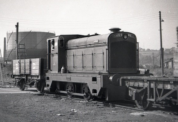 D.2001 'Norman' at Portishead, 21st July 1952. (courtesy RailPhotoPrints)