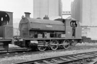 Peckett 'Redland' 8/9/1956 (Courtesy Transport Treasury/Eric Sawford Collection)