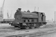 Peckett 'Clifton' 8/9/1956 (Courtesy Transport Treasury/Eric Sawford Collection)