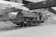 Peckett 'Westbury' 8/9/1956 (Courtesy Transport Treasury/Eric Sawford Collection)
